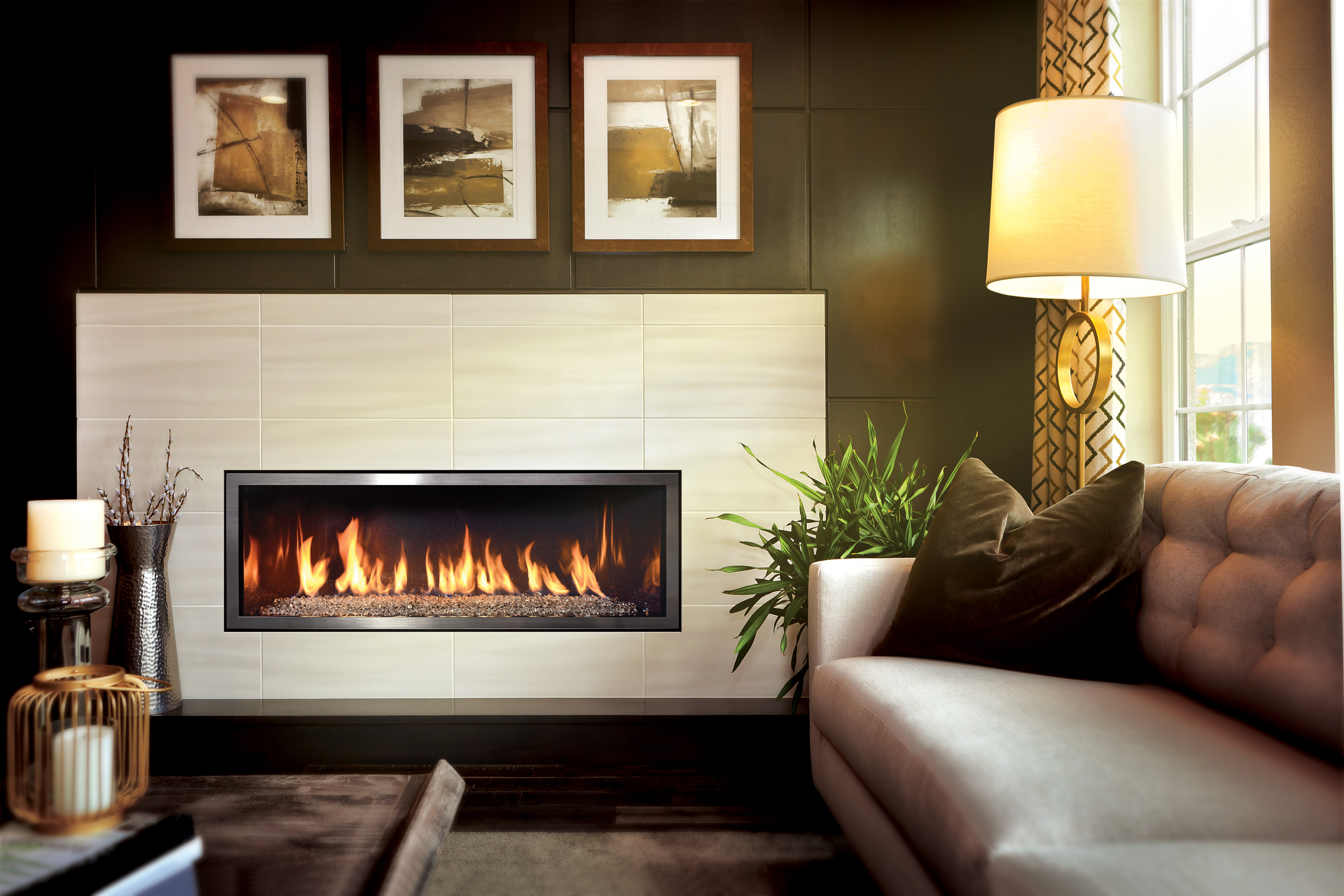 Fireplace Front Ideas