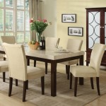 Best Marble Top Dining Table Might Be Suitable for Your Dining Space