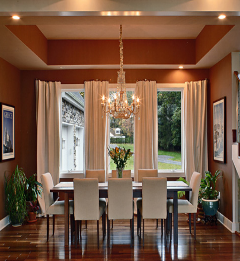 Modern Kitchen and Dining Room Design Ideas 1