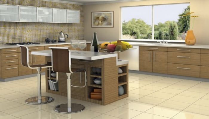 Modern Kitchen and Dining Room Design Ideas 2