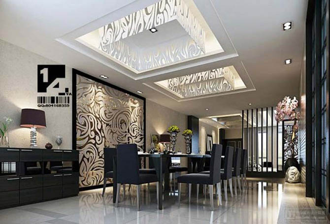 Modern Kitchen and Dining Room Designs chinese style