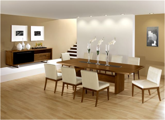 Modern Kitchen and Dining Room Designs wooden style