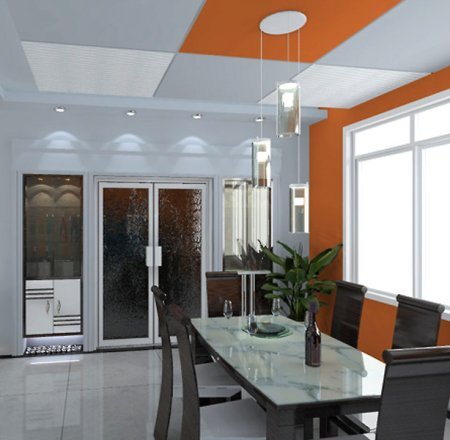 Modern Kitchen and Dining Room Designs