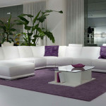 10 Gorgeous White Leather Sofa Set Designs for Your Home
