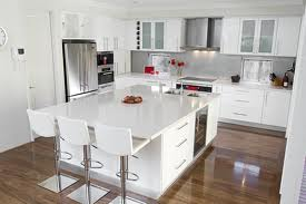 contemporary kitchen cabinets design ideas with white