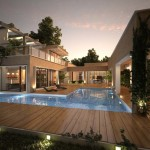 28 Truly Awesome Wooden Deck Designs For Your Romantic Moment