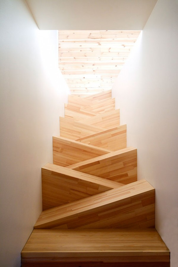 Top 10 Brilliant Staircase Designs Ideas Creative Wood Stairs