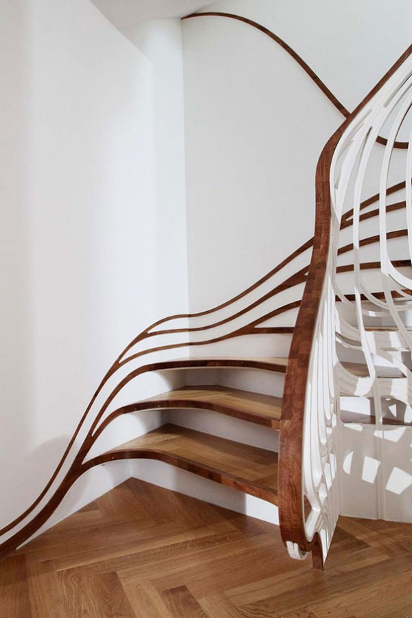 Top 10 Brilliant Staircase Designs Ideas Sensualscaping Stairs