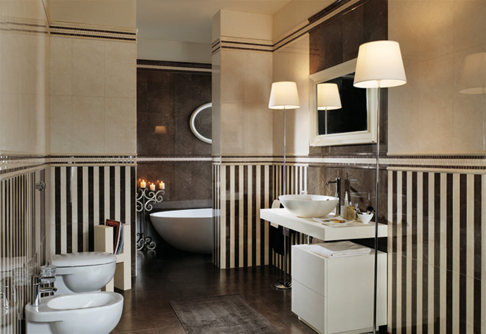 Cool White Bathroom Cabinets and Vanities Ideas