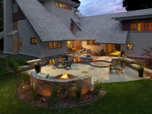 contemporary stamped concrete patterns and colors for small stamped concrete backyard