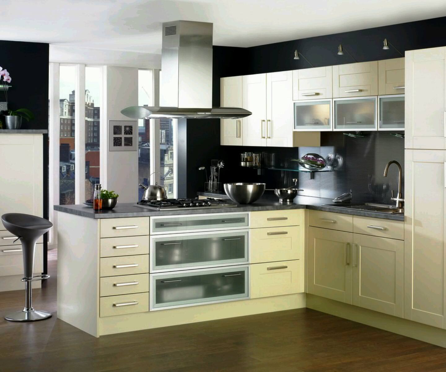 Modern Kitchen Cabinets Door Ideas For New Remodeling