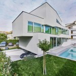 A Contemporary Residential Architecture in Strasbourg, France