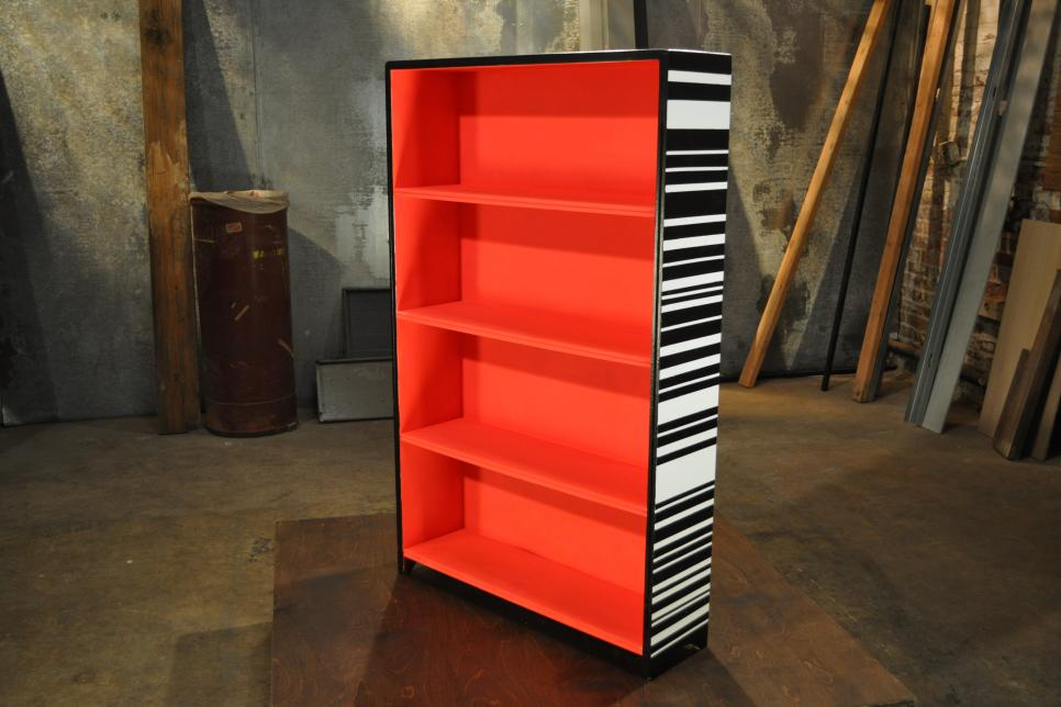 Beautiful Bookcase Makeovers After
