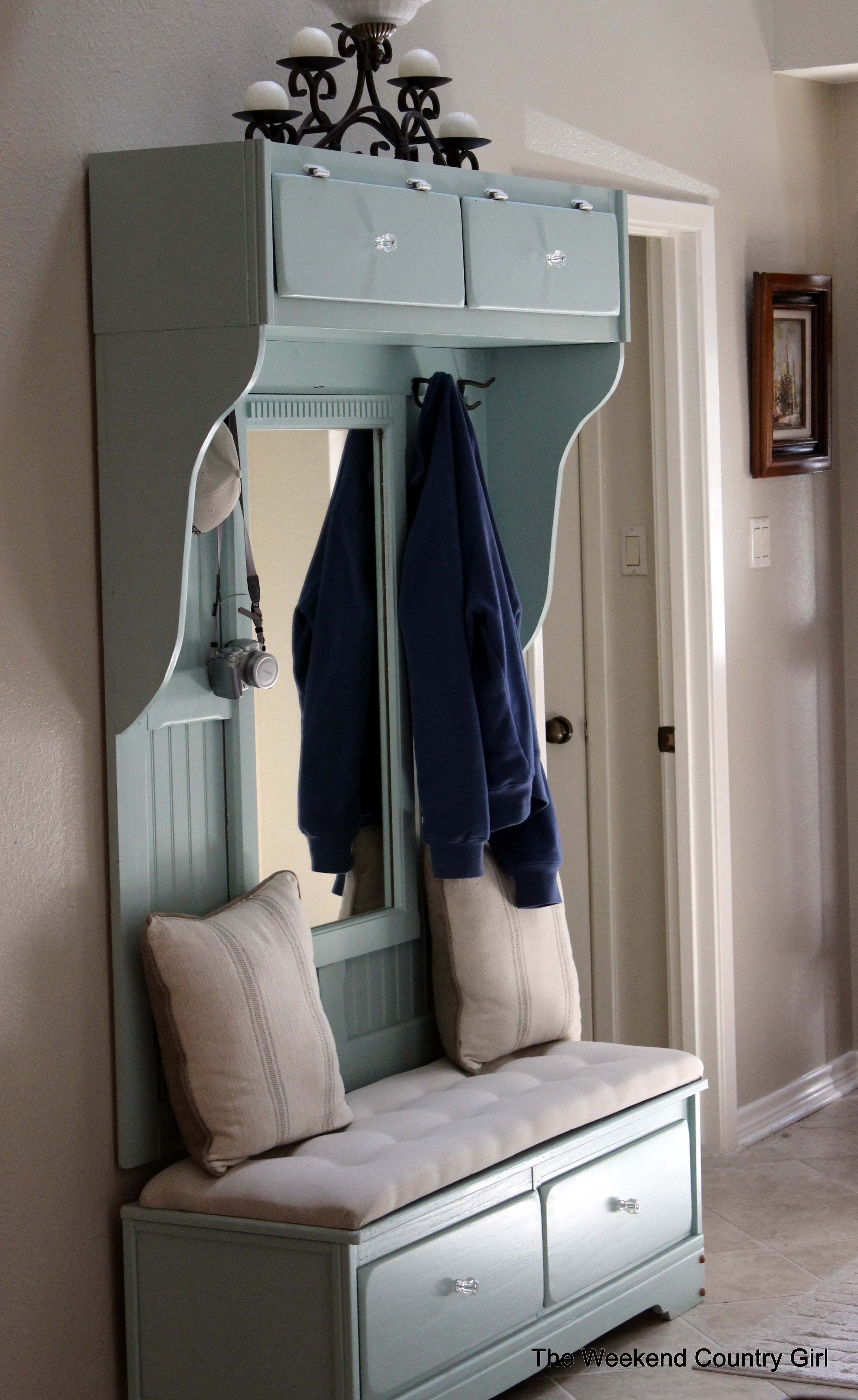 Mesmerizing Mudroom Bench after