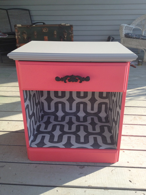 Old furniture diy ideas project 9 before10