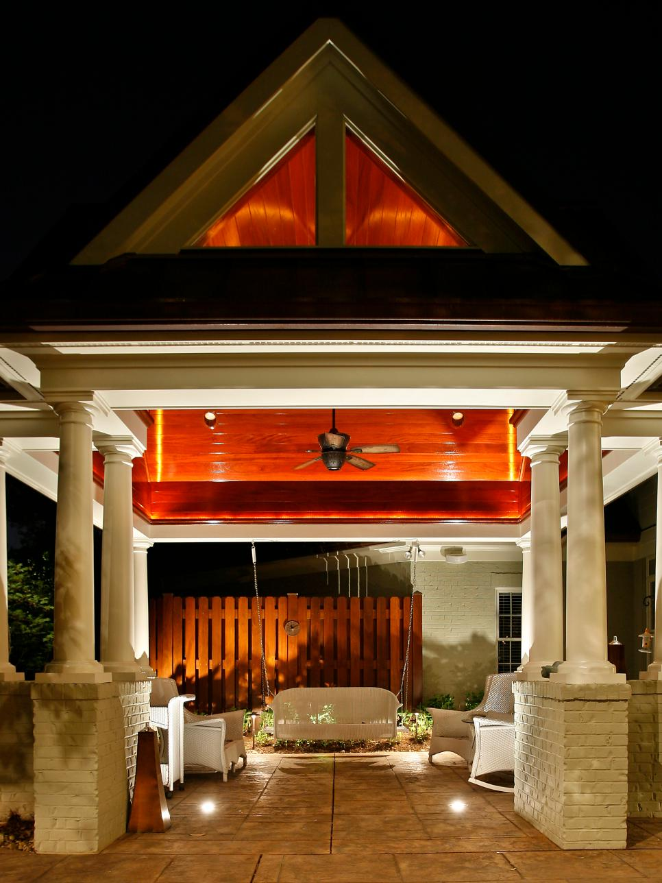 Eyecathing Outdoor Lighting Ideas To For Patio