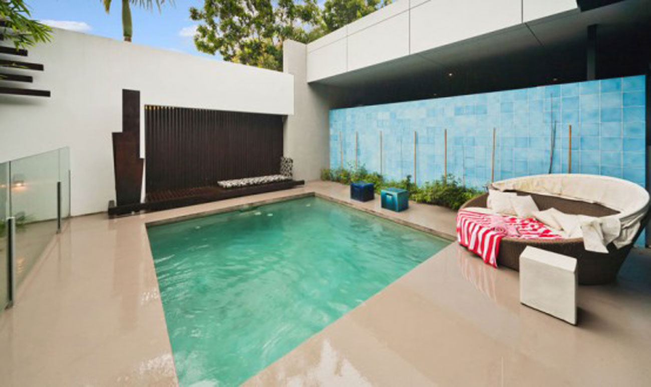 Ideas For Small Backyard Pool And Landscaping