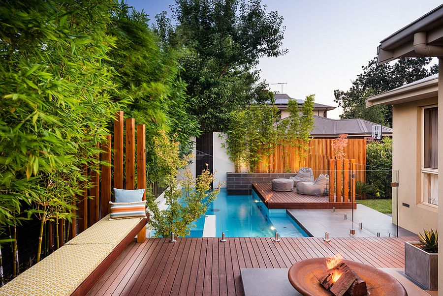 Small Yard Pool Landscaping