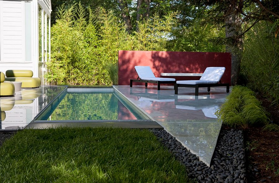 Very Small Inground Swimming Pools Design For Backyard