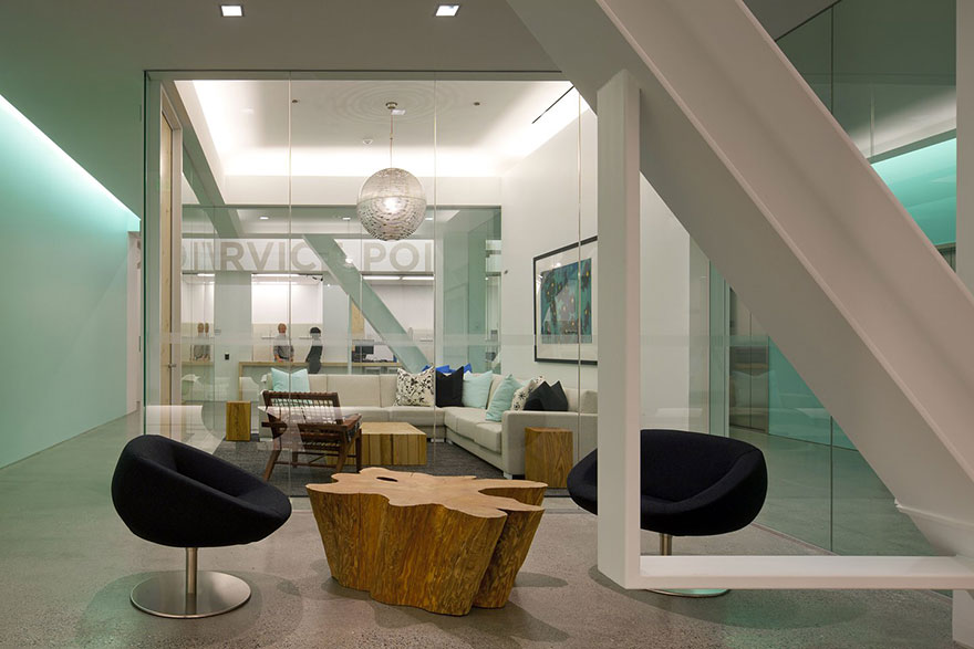 creative workspaces office spaces