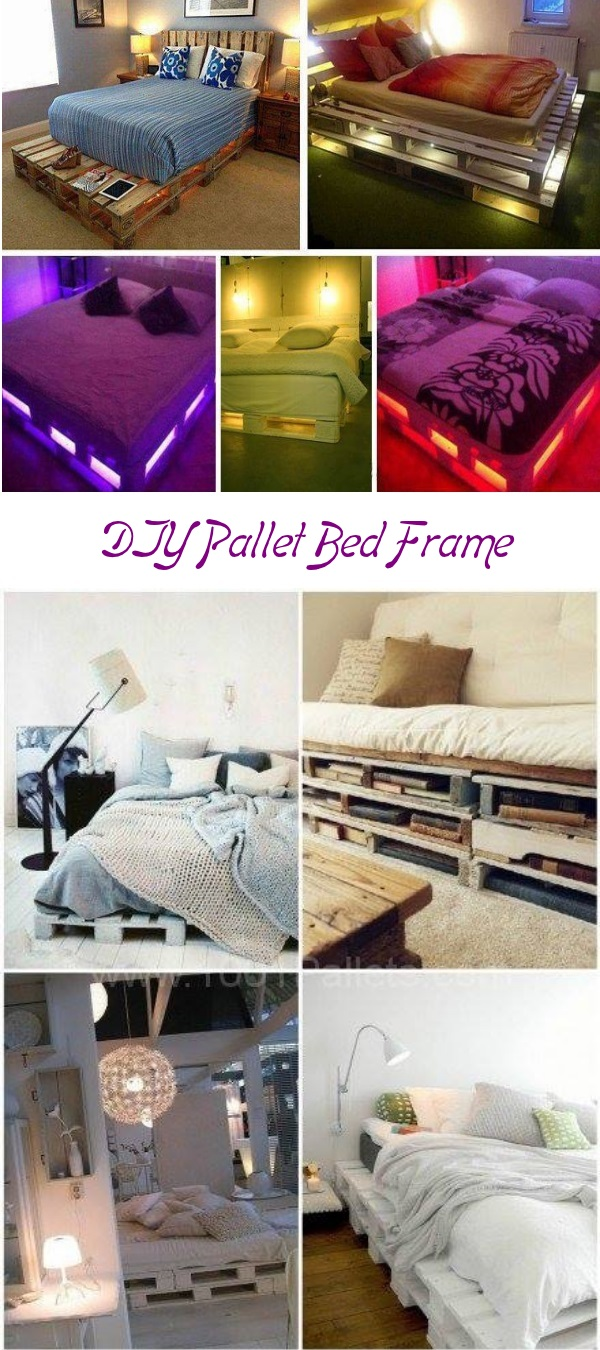 55 Best Pallet Bed Frame Ideas To Duplicate in Your DIY Project