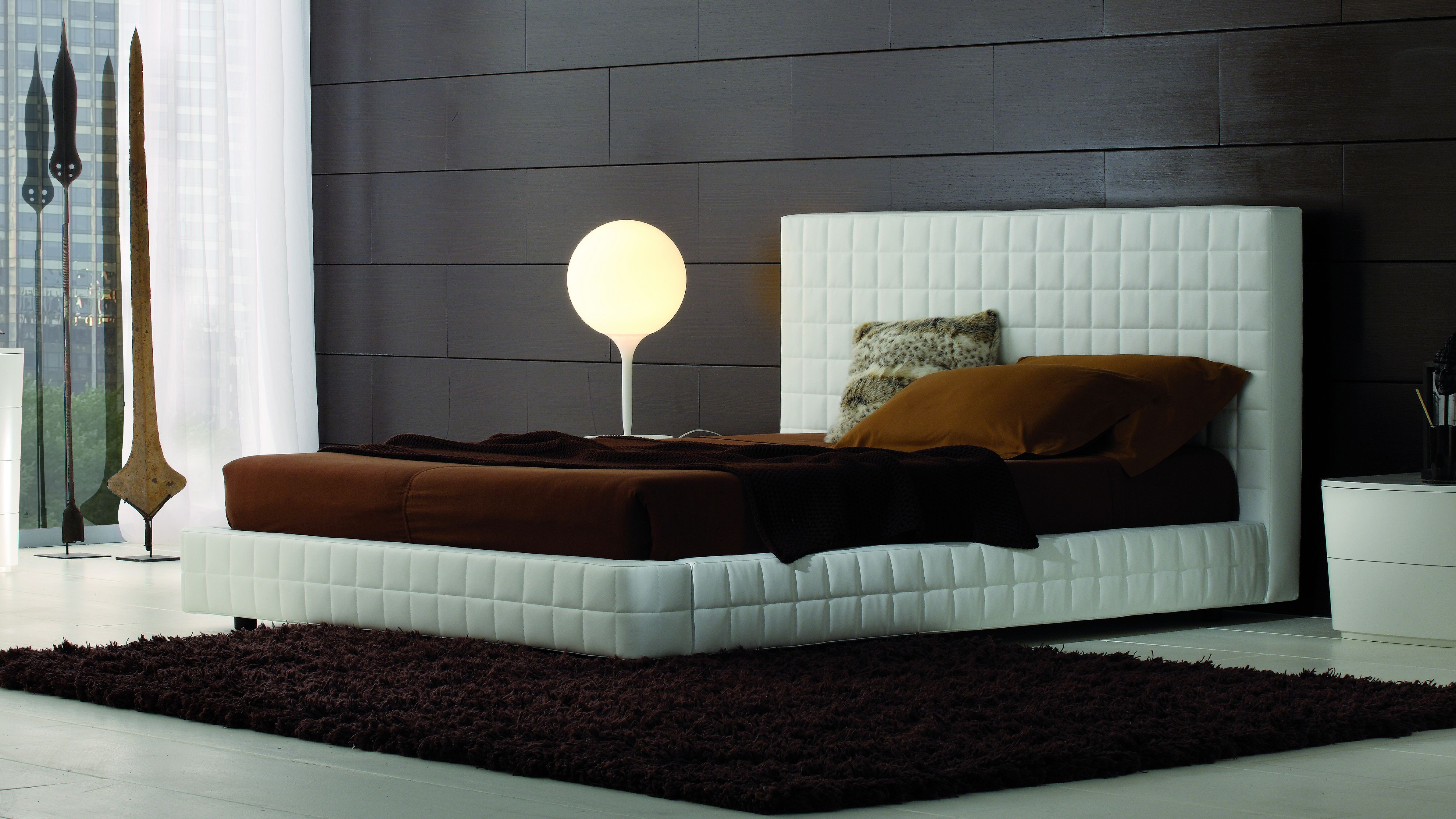 Modern Super King Size Bed Frame For Contemporary Bedroom Decoration Ideas