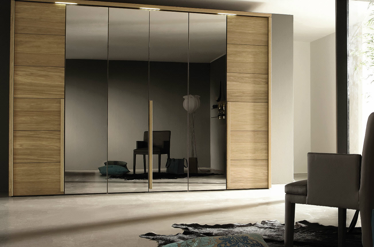 Bedroom ideas with fitted wardrobes