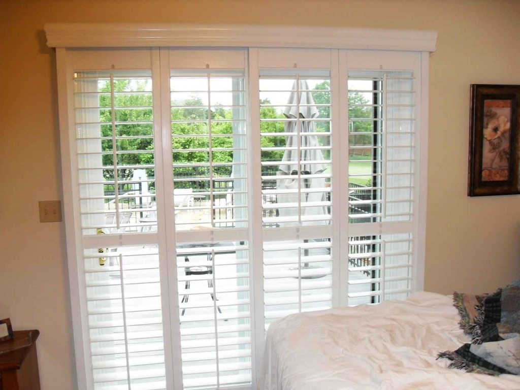 Sliding Glass Door With Built In Blinds Blinds For Sliding Glass Patio Doors