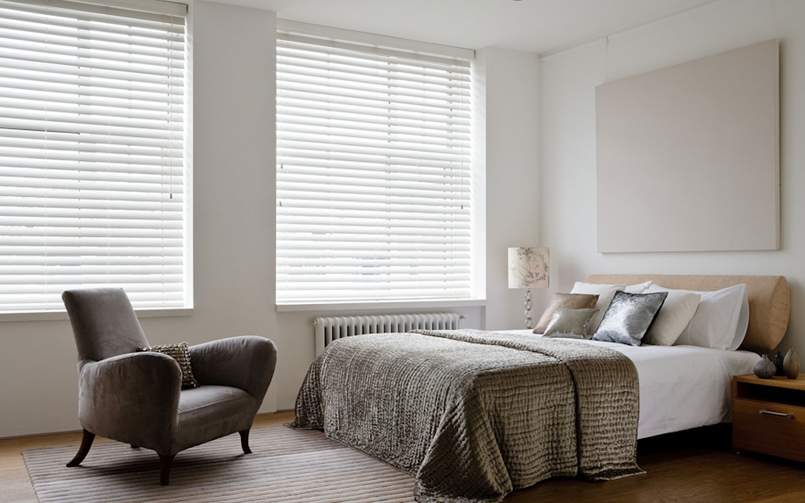 White venetian blinds awesome curtains and window treatments