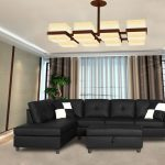 Awesome Black Living Room Furniture Set – Must See