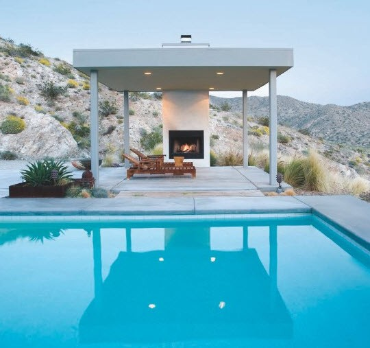 Most Stunning Outdoor Fireplaces Design